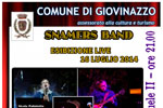 16/07: Live Snamers Band