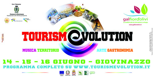 14-16 Giugno: Tourism Evolution